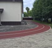 Новая спортивная площадка готова!